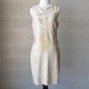 Julia Jordan Sequin Mermaid Sheath Dress